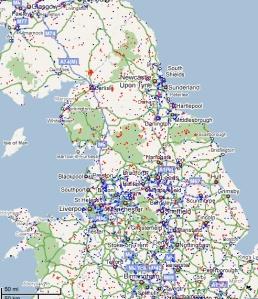 Notspots map